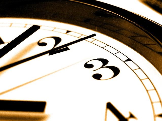 ว่ากันด้วยเรื่องของเวลา การควบคุมเวลา คือเป้าหมายในชีวิตของทุกคน