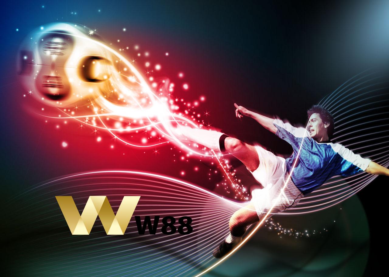 w88 กับการชมรายการฟุตบอลสด และเกมส์ออนไลน์ได้แล้ววันนี้