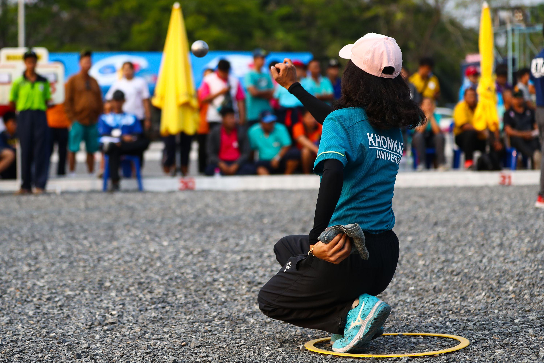 กีฬาเปตอง เป็นกีฬาที่ช่วย ปรับปรุงให้ร่างกาย มีความแข็งแรง ในด้านต่างๆดังต่อไปนี้